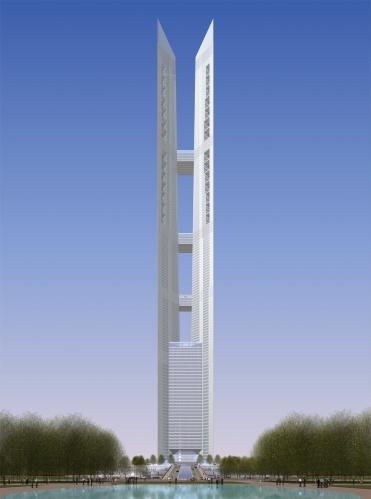 Incheon-151-Tower