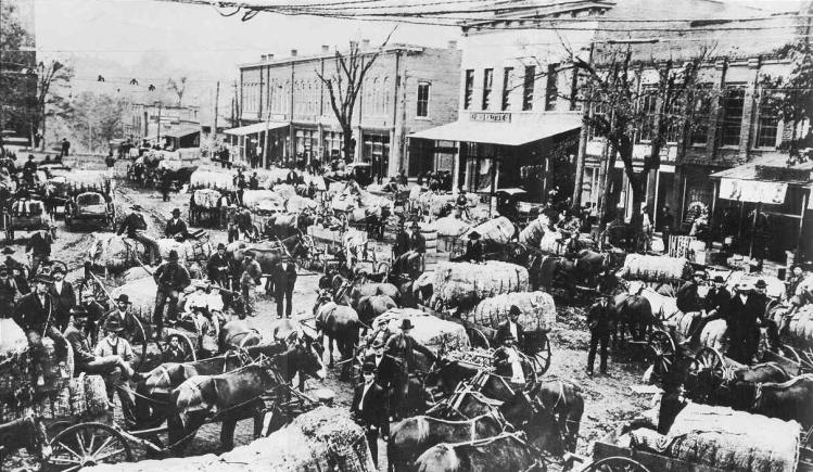 1905_cotton-market-day_Georgia