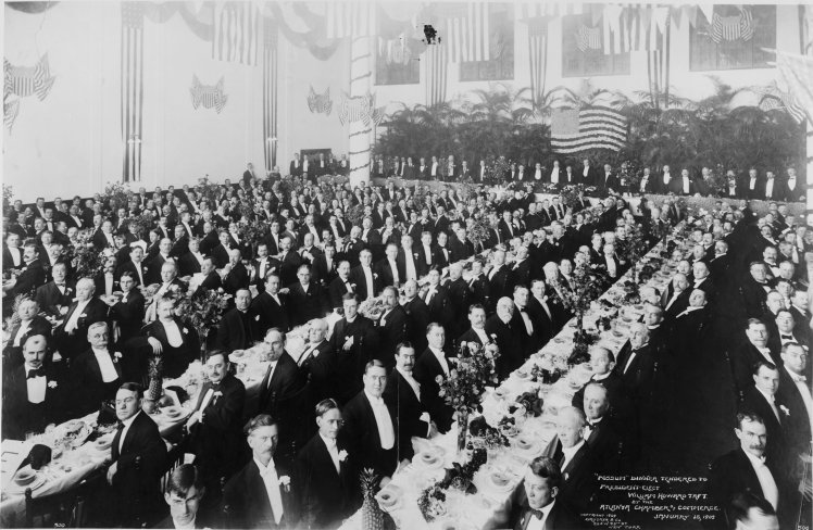 1909-georgia-possum-banquet-for-taft-atl chamber of comm
