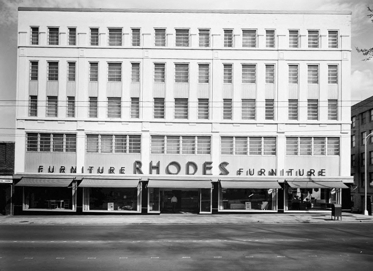 Rhodes-Furniture-in-Atlanta-on-March-2nd-1955-Georgia-State-University-Library